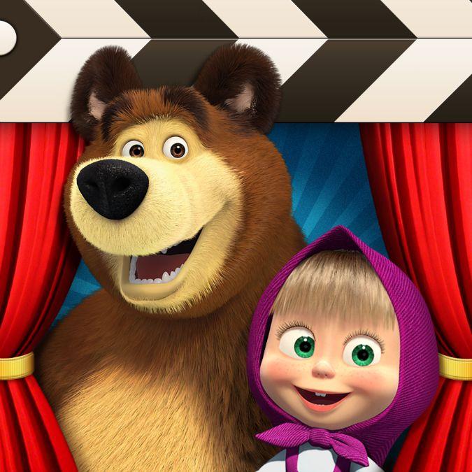 Masha e orso il cartone animato made in russia diventa un