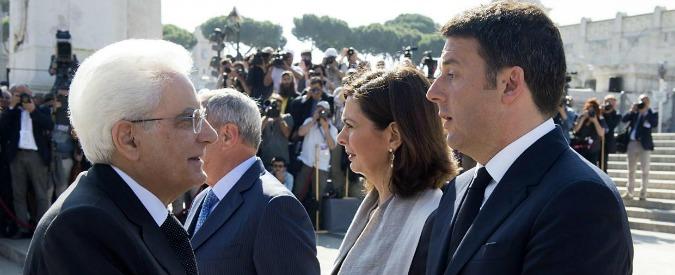 Conti pubblici, Mattarella boccia il decreto del governo per salvare i bilanci delle Regioni