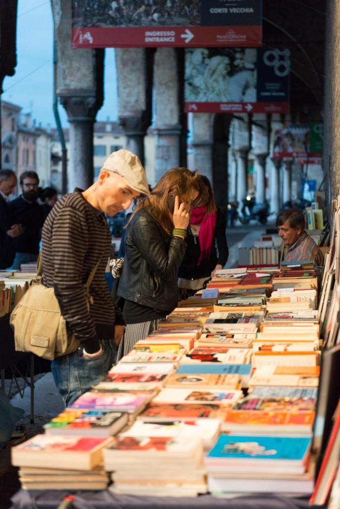 """Festivaletteratura, a Mantova si cerca una nuova via di lettura: """"Dal libro seriale a quello personalizzato"""""""