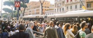 """Metro Roma, sulla linea A crolla il controsoffitto a Piazza di Spagna: """"Treno evacuato e traffico interrotto"""""""