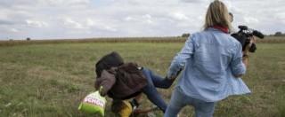 Migranti, il siriano sgambettato in Ungheria è un allenatore di calcio. La Spagna lo accoglie e gli cerca squadra