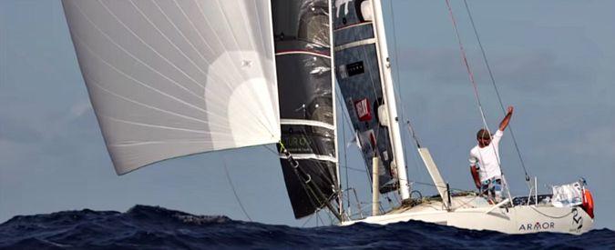 Mini Transat, traversata dell'Atlantico in solitaria. Su una barca di 6.50 metri