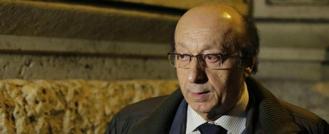 """Calciopoli, Cassazione: """"Moggi capo di un mondo sommerso che sconvolse il calcio"""""""