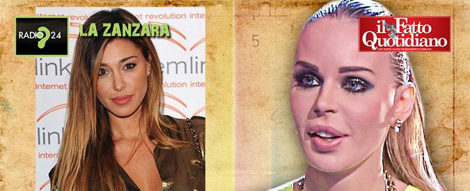"""Nina Moric: """"Belen? Un trans. E mi scuso con i viados per averla paragonata a loro"""""""