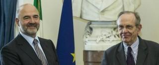 Fisco, Commissione Ue: 'Italia tagli tasse su lavoro e le alzi su consumi e immobili'