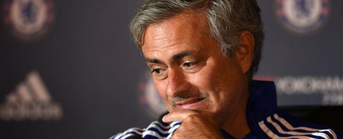 """Mourinho è poco Special, Chelsea in crisi e rischio ammutinamento. Stampa inglese: """"Due turni per evitare esonero"""""""