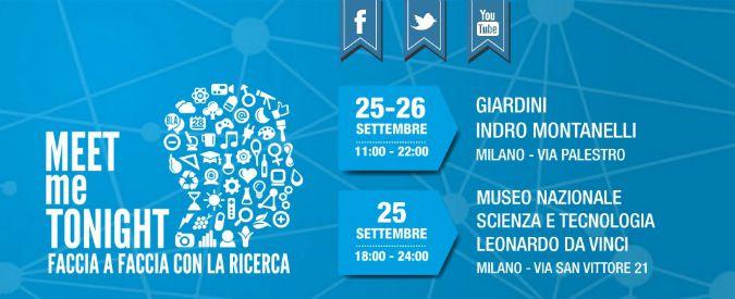 """Notte dei ricercatori 2015, dalla genetica alla """"serra social"""": appuntamenti in 300 città. Ma l'Italia continua a investire poco"""