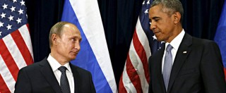 Siria, Obama – Putin: proposta raid congiunti contro l'Isis. Ma su Assad restano differenze nette