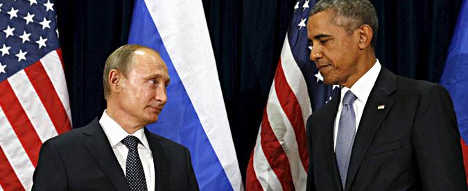 """Usa 2016, Wsj: """"Il governo americano valuta sanzioni contro la Russia per gli attacchi hacker al Partito Democratico"""""""