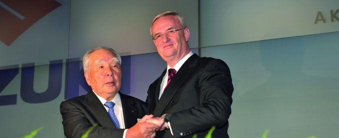 Volkswagen e Suzuki divorziano dopo 6 anni. I giapponesi vogliono restare single