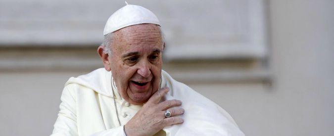 """Papa Francesco: """"Se un convento lavora come hotel giusto che paghi l'Imu"""""""