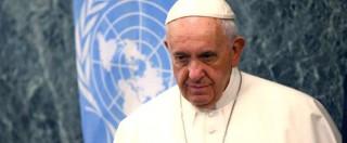 "Papa Francesco all'Onu: ""Narcotraffico uccide milioni di persone. Corruzione mina credibilità istituzioni"" (FOTO)"