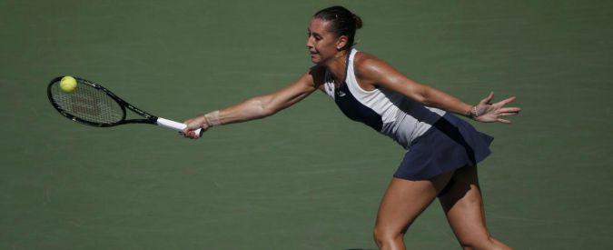 Us Open, Flavia Pennetta in semifinale come la Vinci. Battuta la ceca Kvitova