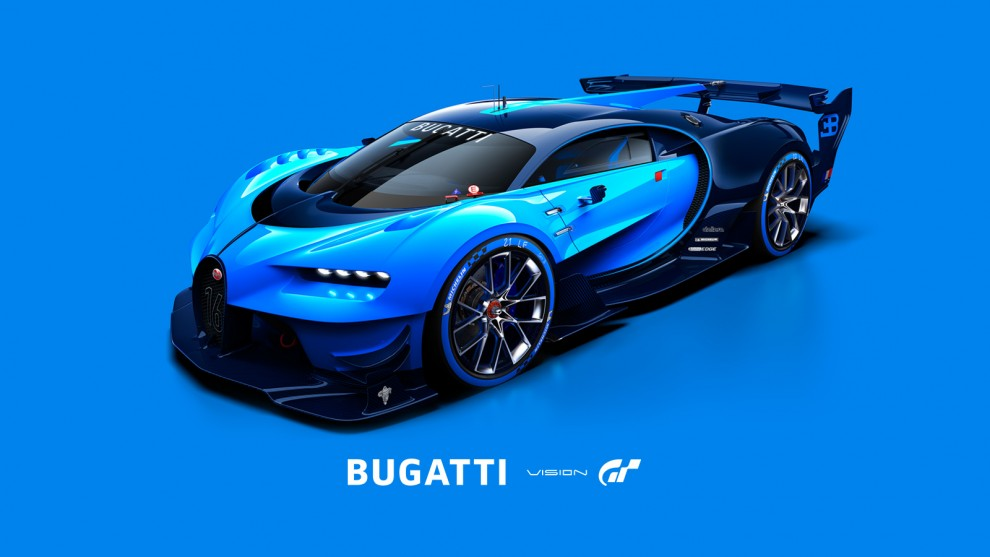 Bugatti veyron gran turismo