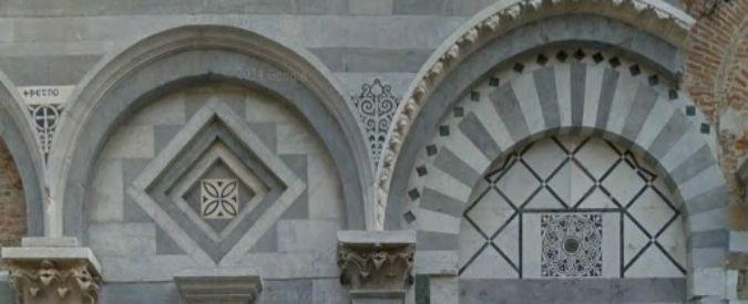 """Pisa, """"scoperta serie di Fibonacci sulla facciata della chiesa di San Nicola"""""""