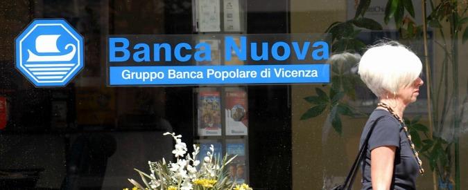 """Popolare Vicenza, Consob: """"Nel collocare aumento di capitale non abbinare la vendita di azioni a prestiti"""""""