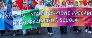 """Assunzioni precari scuola, esodo Sud-Nord per 7mila docenti su 9mila. Stefania Giannini: """"Tutto nella norma"""""""