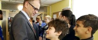 """Migranti, Finlandia accetta le quote Ue: """"Ma non siano obbligatorie"""". E tassa i ricchi per finanziare l'accoglienza"""