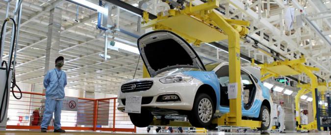 Industria, in agosto produzione sale dell'1,7% su luglio e del 4,1% sul 2015 grazie al +41,9% degli autoveicoli