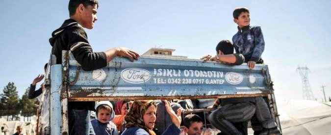 Profughi siriani, il 97% resta in Medio Oriente. Mentre l'Europa alza muri, numeri record in Turchia e Pakistan