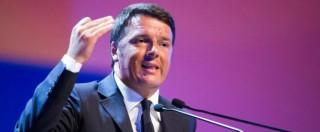 """Migranti, Renzi: """"Ora superare il trattato di Dublino. Ue a un bivio, serve svolta"""""""