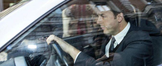 """Auto blu, quando Renzi diceva: """"Spesa pubblica? La politica dia il buon esempio"""""""