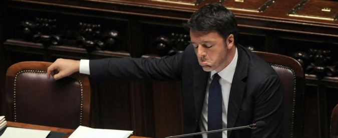 """Renzi: """"No al reddito di cittadinanza, per combattere la povertà serve il lavoro"""""""