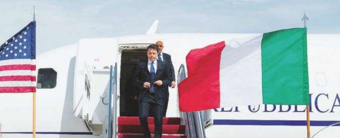 """Pennetta-Vinci, Renzi a New York con volo di Stato. Emiliano: """"Mi sarebbe piaciuto, il dovere me lo impedisce"""""""