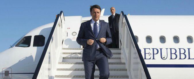 Voli blu, Air Force Renzi: leasing milionario per un Airbus A340 usato costruito nel 2006