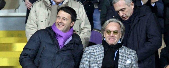 """Twitter, Renzi: """"Decreto per far vincere campionato alla Fiorentina"""". Premier alla Camera cita il suo profilo fake"""