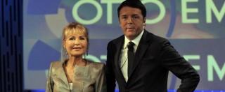 """Voli di Stato, Renzi: """"Polemiche populiste, avrebbero criticato Pertini nel 1982. Stime Pil: +0,9%. Dal 2016 debito giù"""""""