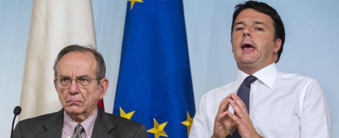 """Pensioni, Renzi: """"Flessibilità subito"""". Padoan: """"Non è a costo zero"""""""