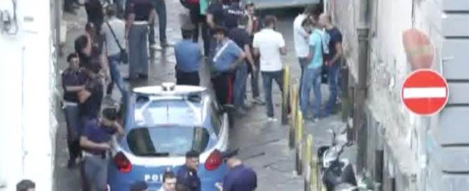 Napoli, omicidio al rione Sanità: pregiudicato ucciso da colpi di arma da fuoco