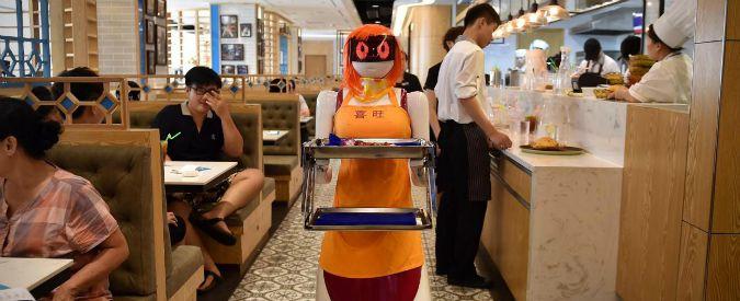Cina, robot al posto dei lavoratori per rispondere all'aumento dei salari