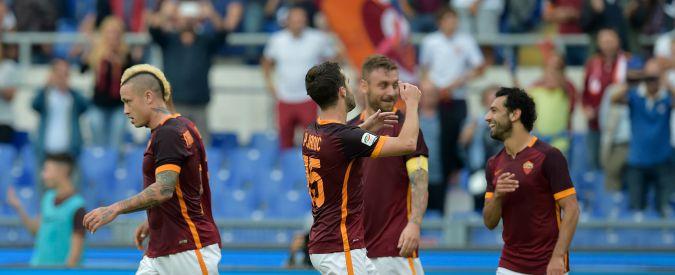 Serie A, Roma – Carpi 5 a 1: Digne e Gervinho fanno volare i giallorossi