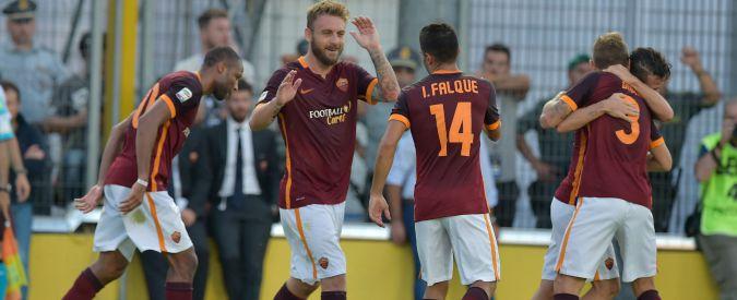 Frosinone-Roma 0-2. Babacar regala i tre punti alla Fiorentina contro il Genoa. Juve ancora in crisi