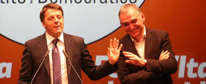 """Pd, Rossi il comunista democratico prova a sedurre Renzi: """"Mi candido segretario"""""""