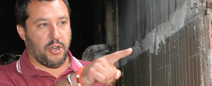 """Salvini ancora contro il Papa: """"Amnistia? Penso alle vittime, non ai carcerati"""""""