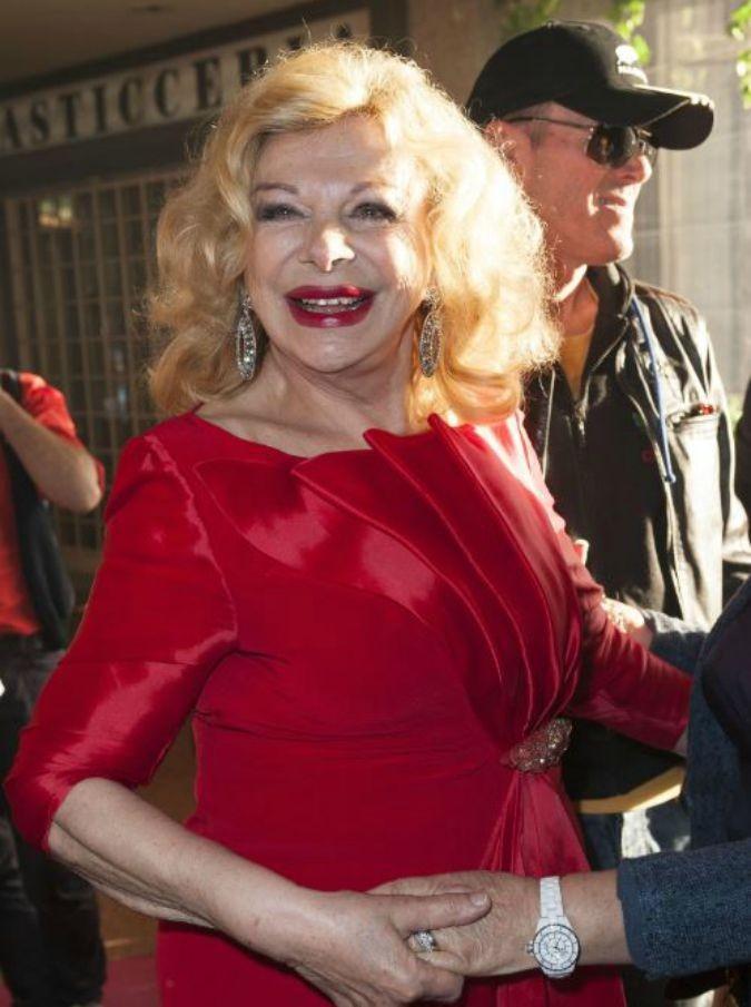 """Sandra Milo: """"Io, un pericolo per le donne, costretta sempre a stupire. Fellini era l'amore assoluto"""""""