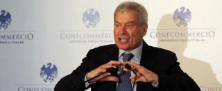 """Confcommercio, il presidente Sangalli accusato di molestie sessuali: """"Dimettiti"""". Lui denuncia: """"Io vittima di estorsione"""""""