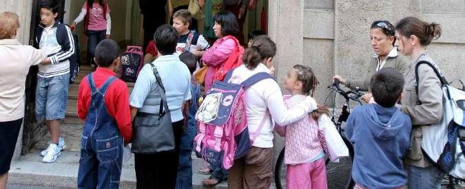 """Scuola, quadruplicati gli stranieri: restano di """"seconda generazione"""", mentre il Parlamento approva Ius soli al ribasso"""