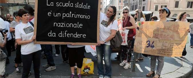 Assunzione precari scuola, incarico via mail per 16mila. I docenti: 'Io da Napoli a Milano'. 'Esodo inaccettabile, resto qui'