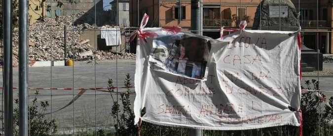 Sisma Emilia, casa demolita anche se intatta: a processo il sindaco di Cavezzo e tre vigili del fuoco