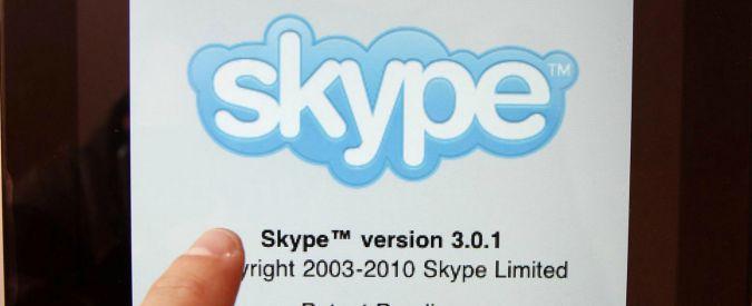 Skype in down: non funziona in Italia, Georgia, Canada, Olanda e Grecia
