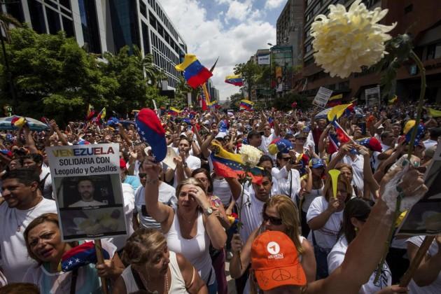 Venezuela-proteste-Lopez