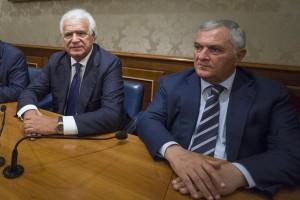 Senato - Denis Verdini presenta Alleanza Liberalpopolare - Autonomie