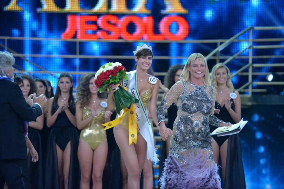 Jesolo, finale di Miss Italia 2015