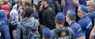 Migranti, paradosso Ungheria: 3mila arrivi al giorno, solo 1.500 posti in centri
