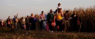 Migranti, Ungheria costruisce nuovo muro per chiudere il confine con la Slovenia
