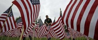 """11 settembre, Barack Obama nel giorno dell'anniversario: """"14 anni dopo, l'America  è più forte che mai"""""""